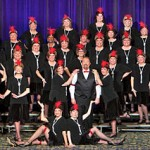 Chorus Contest Photo from 2012
